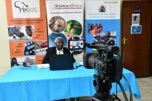 Prof.Shem O. Wandiga served as an acting Director of the Institute of Climate Change and Adaptation