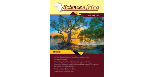 Science Africa -Special Issue #1